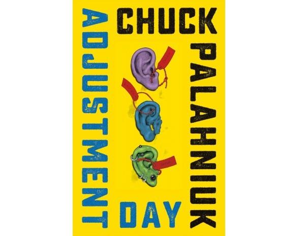 Chuck Palahniuk: Adjustment Day