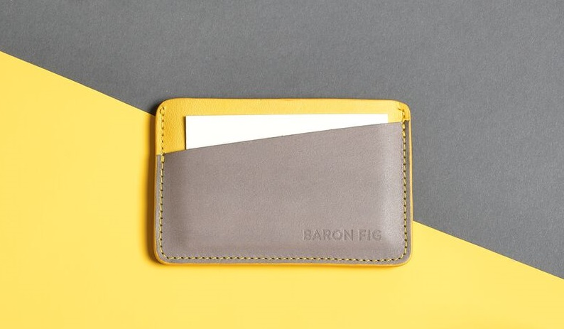 Baron Fig Card Sleeve