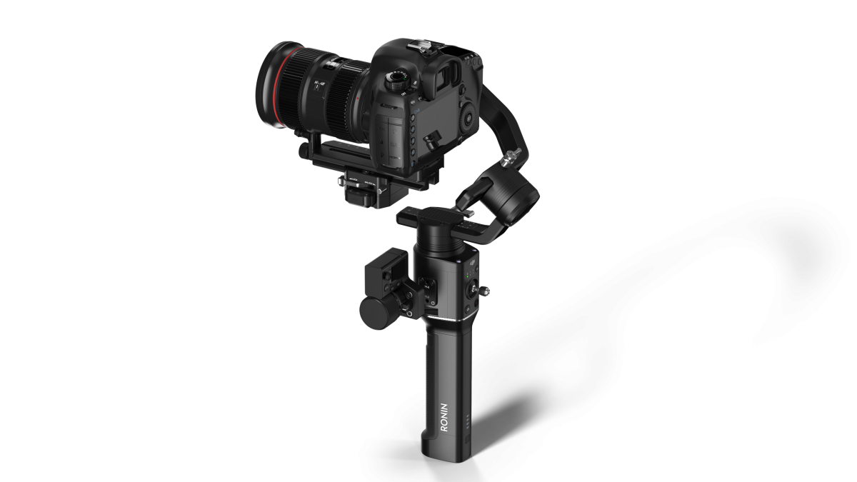 DJI Ronin-S for Stabilizer DSLR and Mirrorless Cameras