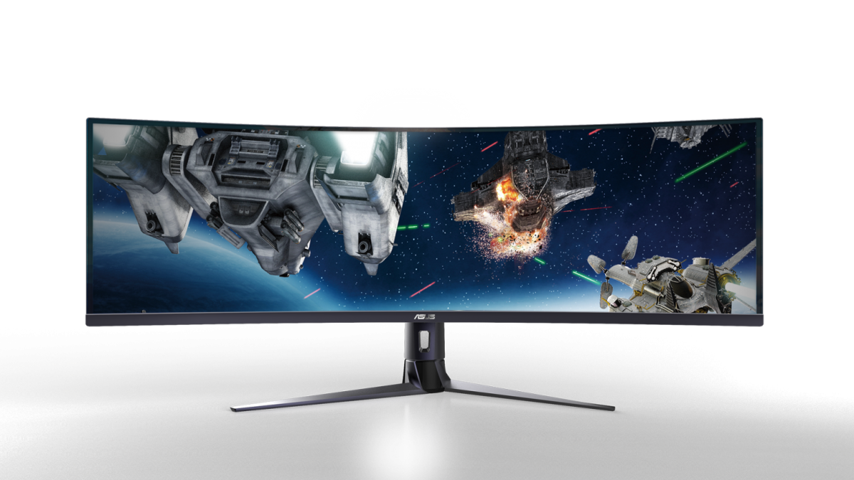 ASUS VG49V Ultrawide Monitor