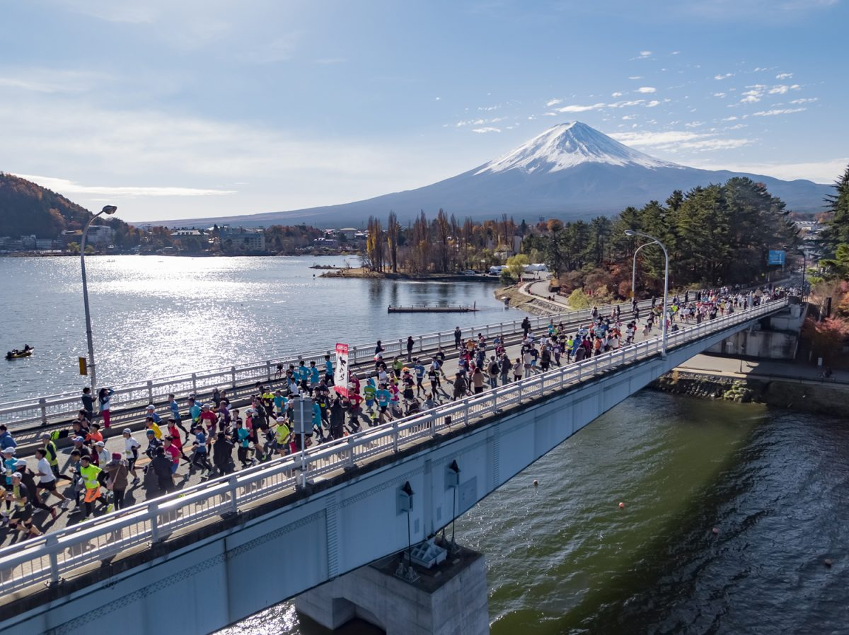 7th Mt. Fuji International Marathon