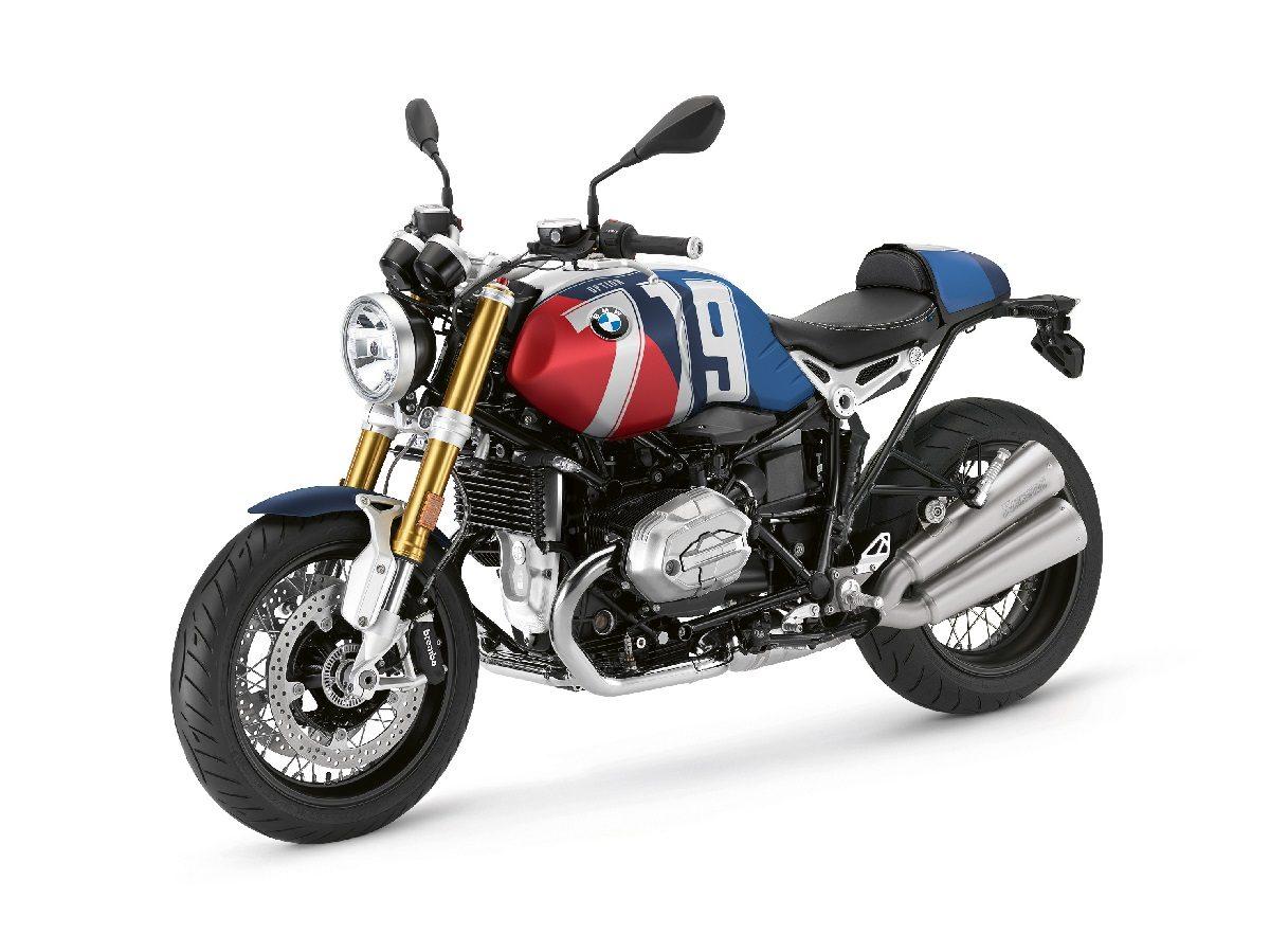 2019 BMW R nine T