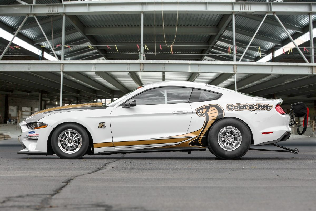 Limited Edition Mustang Cobra Jet