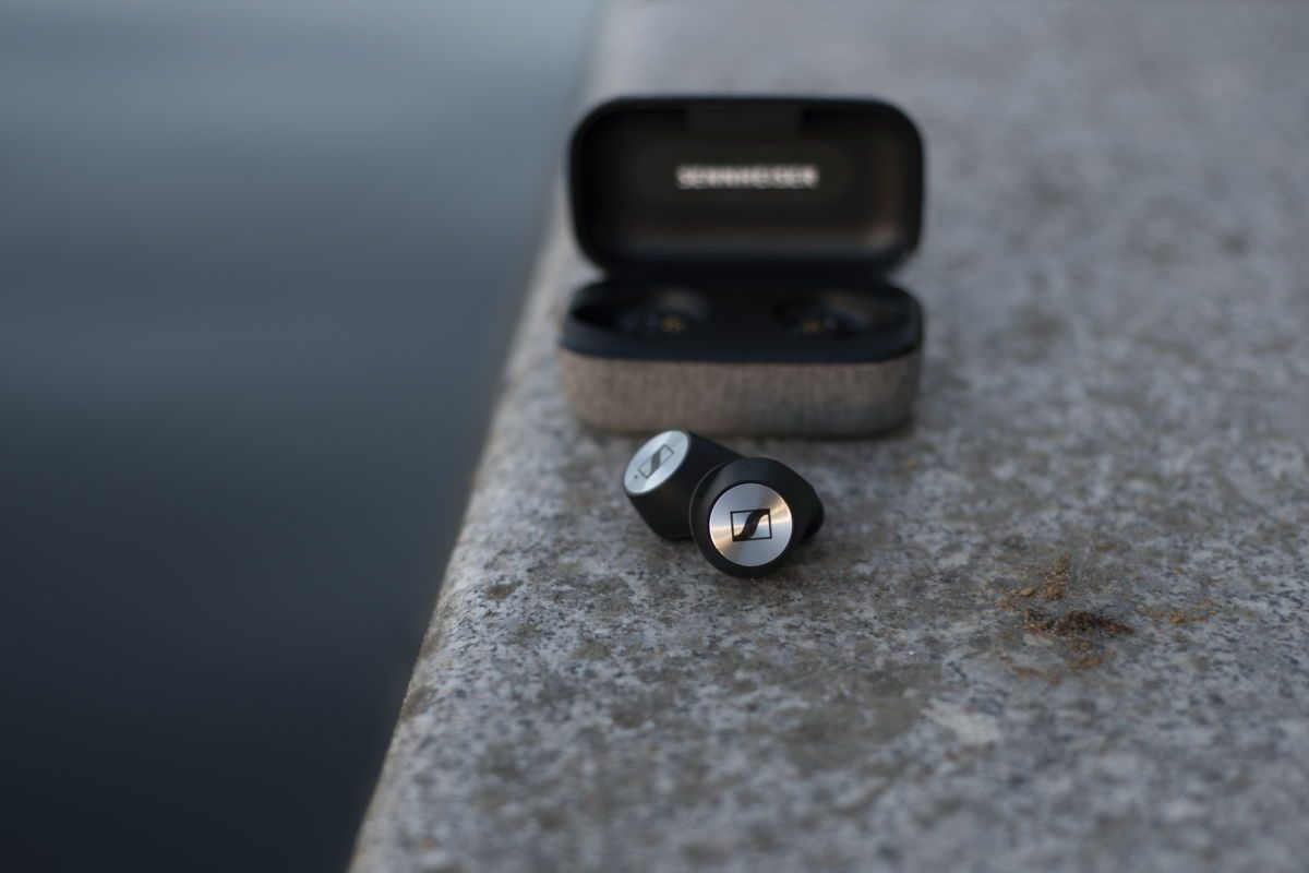 Sennheiser Momentum Wireless Earphones