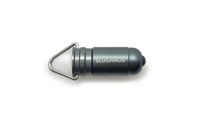 SlugHaus Bullet Flashlight