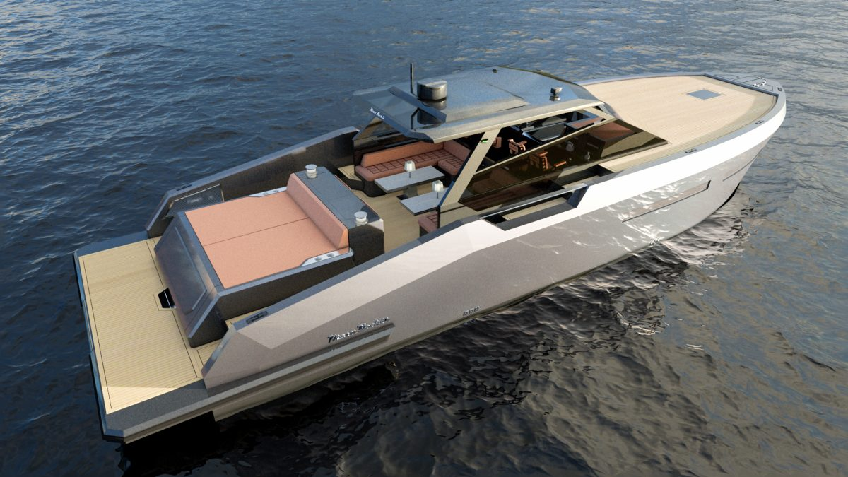 Mazu Yachts 52HT (photo by Mazu Yachts)